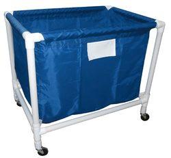 Large PVC/Nylon Equip. Cart - Royal