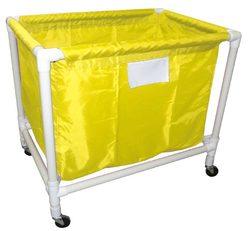 Large PVC/Nylon Equip. Cart - Yellow