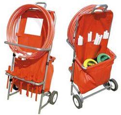 Disc Golf Equipment Cart