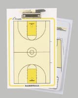 Coaches' Board Clipboard - Basketball