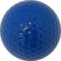 Colored Golf Balls - Blue (Dozen)