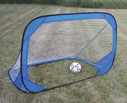 Pop-Up Soccer Goal - 6' x 4' x 4'