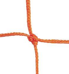 4.0mm Soccer Net - Orange