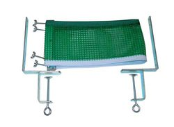 Screw-On Table Tennis Net & Post Set