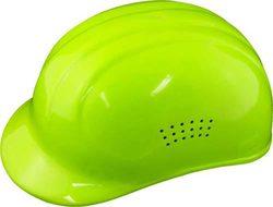 Hi-Viz Lime Helmet