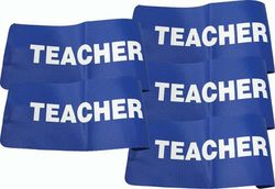 I.D. Armbands - Teacher (Set of 5)