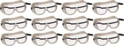 Ventilated Goggles - Set of 24
