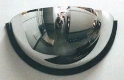 """18"""" Half Dome Security Mirror"""