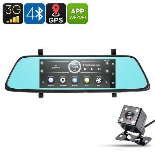 E-CEROS 1080p Car DVR Kit