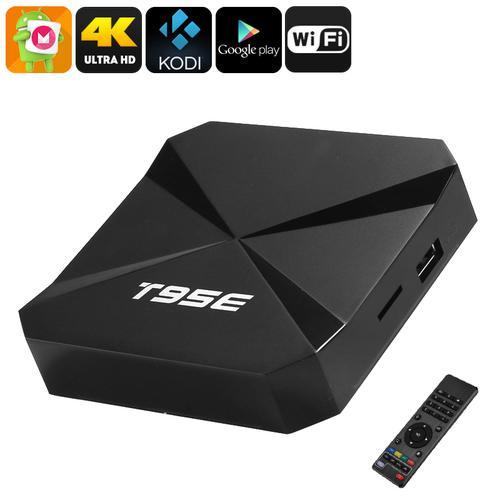 T95E Android TV Box
