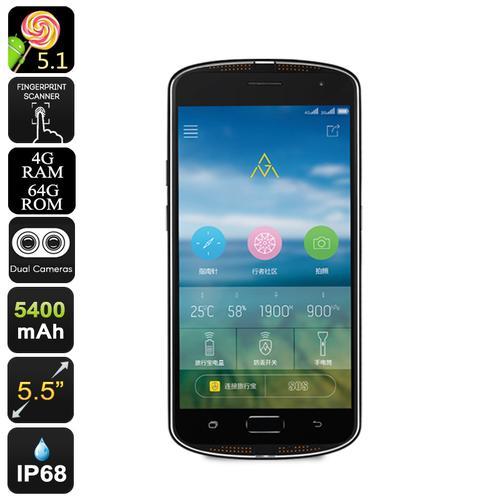 AGM X1 Rugged Smartphone