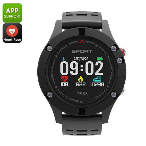 No.1 F5 Bluetooth Watch (Grey)