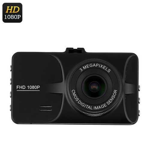 1080p Car DVR