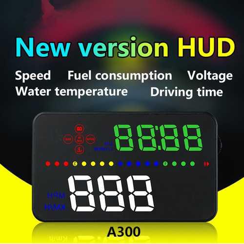 3.5 Inch Car HUD