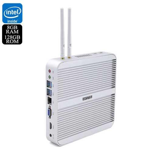 Hystou FMP03 Barebones Mini PC 128GB