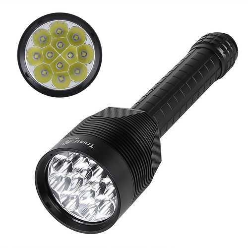 13000 Lumen LED Flashlight