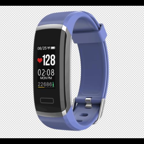 Sports Tracker Bracelet GT101(Blue)
