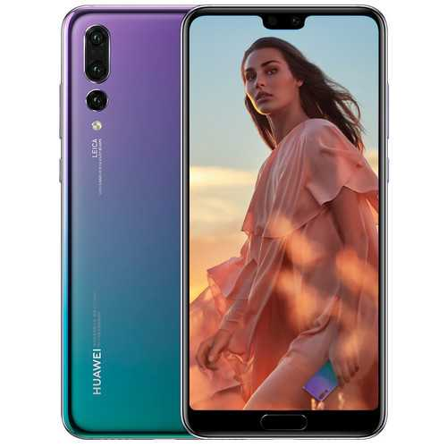 Huawei P20 Pro Android Phone 6+256GB Aurora