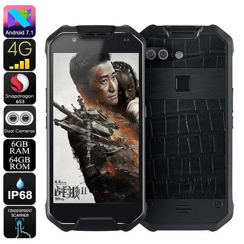 AGM X2 Rugged Phone (Leather)
