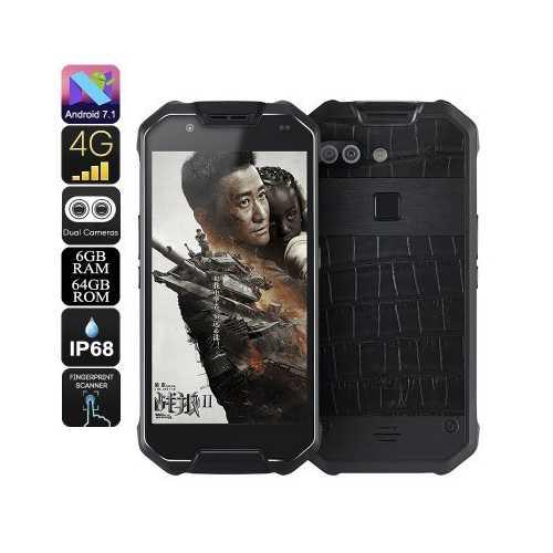 AGM X2 SE Rugged Phone-Leather