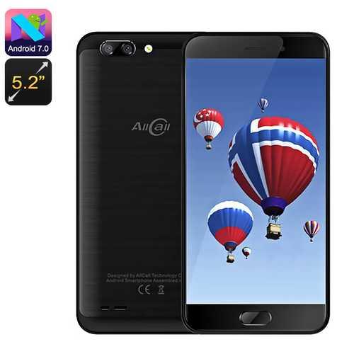 AllCall Atom Smartphone (Black)