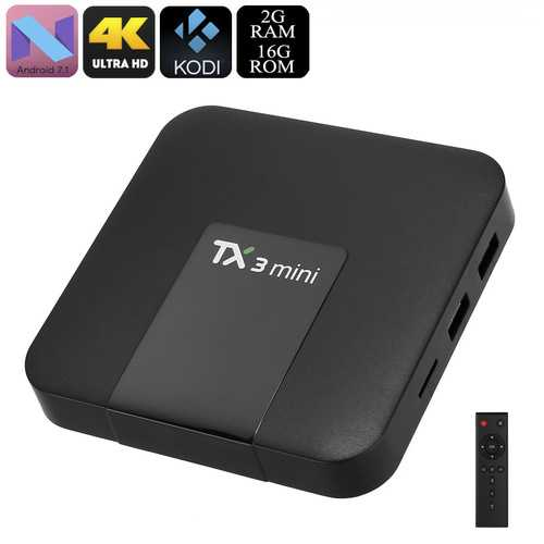 Tanix TX3 Mini TV Box (2GB)