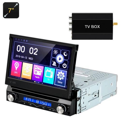 7 Inch Car DVD Player