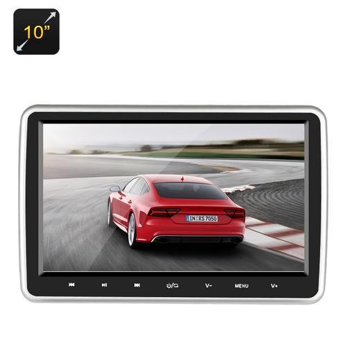10 Inch Car Headrest DVD Player