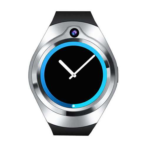 Android Smart Watch Phone (Silver)
