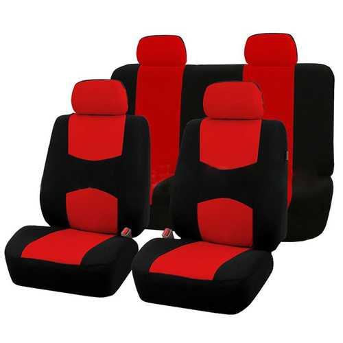 9Pcs Car Seat Covers Set