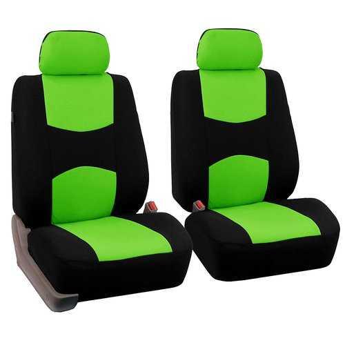 4pcs/set Universal Car Front Seat Cushion Cov