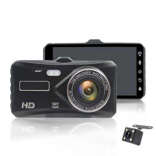 4.0-inch Touch Screen Reversing Camera