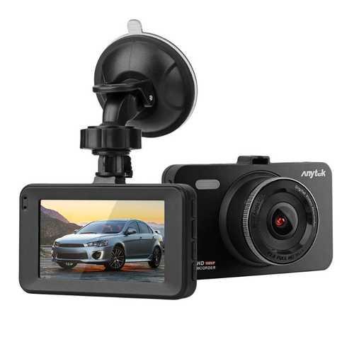 Anytek A78 HD 1080P Car Driving Recorder