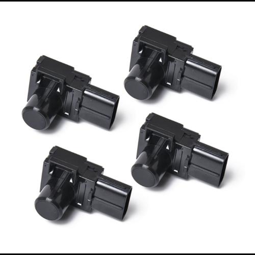 4PCS/Set PDC Parking Sensor Black