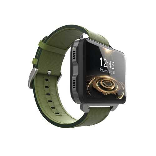 LEMFO LEM4 Pro 3G Smart Watch, Green