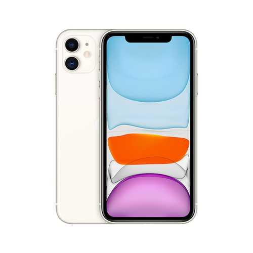 Apple iPhone 11 64GB LTE 4G Smartphone Silver
