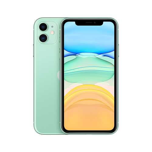 Apple iPhone 11 128G LTE 4G Smartphone Green