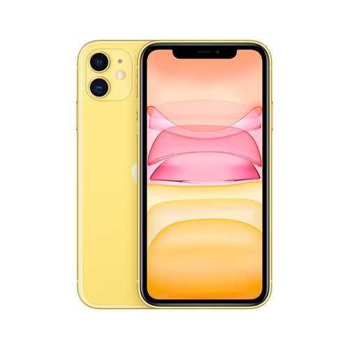 Apple iPhone 11 128G LTE 4G Smartphone Yellow