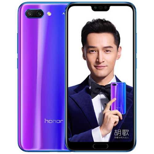 Huawei Honor 10 6+128GB Smartphone Blue