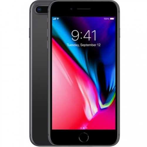 Refurbished iphone8 PLUS Phones Black_256GB