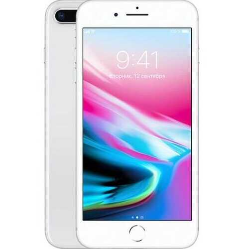 Refurbished iphone8 PLUS Phones White_256GB
