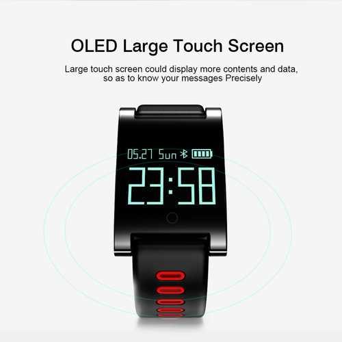 DM68PLUS 0.95 Inch Smart Bracelet