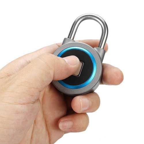 Fingerprint Padlock Electronic Lock