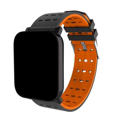 Orange  Screen Smart Bracelet