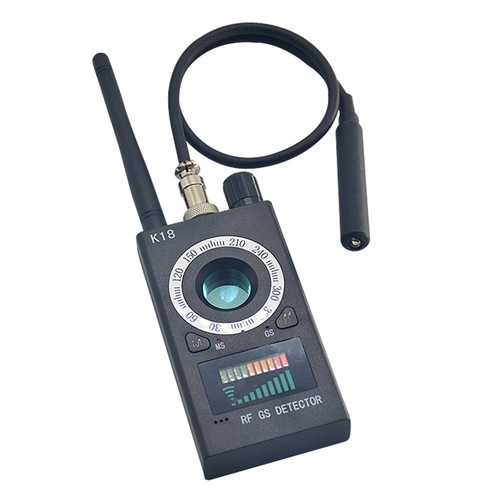 EU Plug RF Signal Detector