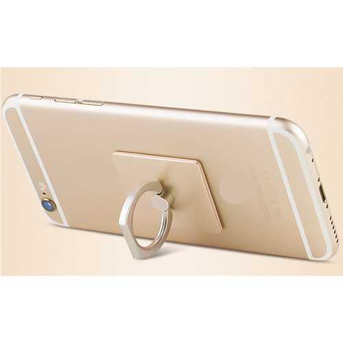 Portable Finger Ring Phone Holder - Gold