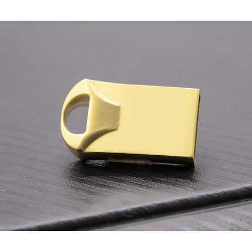 Super Mini Metal USB Flash Drive 4GB 8GB 16GB 32GB 64GB Pen Drive Flash Stick Pendrive