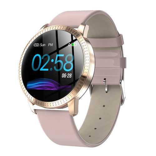 IP67 Waterproof Smart Watch  Pink