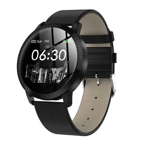 IP67 Waterproof Smart Watch  Black