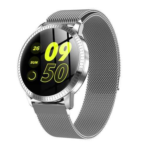 IP67 Waterproof Smart Watch  Sliver